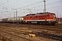 """LTS 0409 - DR """"132 194-2"""" 12.03.1991 - Halle (Saale)Werner Brutzer"""
