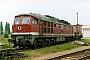 """LTS 0413 - DB Cargo """"232 198-2"""" 27.05.2001 - Saalfeld (Saale)Daniel Berg"""