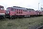 """LTS 0416 - DB Cargo """"232 202-2"""" 01.11.2008 - MukranErnst Lauer"""