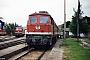 "LTS 0417 - DB AG ""232 203-0"" __.07.1995 - Schwerin DPS"