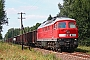 """LTS 0419 - DB Schenker """"233 206-2"""" 04.08.2009 - WiednitzSven Hohlfeld"""