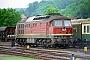 """LTS 0420 - DR """"132 204-9"""" 20.07.1991 - Eisenach, BahnhofNorbert Schmitz"""