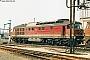 """LTS 0420 - DR """"232 204-8"""" 16.06.1992 - Eisenach, BetriebswerkFrank Weimer"""