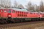 """LTS 0420 - DB Schenker """"233 204-7"""" 17.03.2015 - Leipzig-TheklaDaniel Berg"""