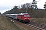 "LTS 0420 - Railion ""233 204-7"" 06.04.2008 - FangschleuseHeiko Müller"