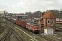 "LTS 0421 - Railion ""232 205-5"" 07.04.2006 - LübeckNahne Johannsen"