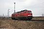 """LTS 0421 - DB Schenker """"232 205-5"""" 14.03.2009 - Rostock-Seehafen, BahnbetriebswerkPaul Tabbert"""