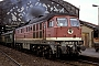 "LTS 0421 - DR ""232 205-5"" 07.04.1992 - Dresden-NeustadtWerner Brutzer"