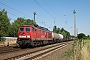 "LTS 0421 - Railion ""232 205-5"" 19.07.2006 - Leipzig-TheklaCW"