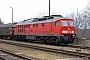 """LTS 0423 - Railion """"232 207-1"""" 16.01.2008 - NieskyTorsten Frahn"""