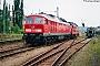 """LTS 0423 - DB Cargo """"232 207-1"""" 27.05.2000 - Rudolstadt-SchwarzaFrank Weimer"""