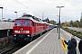 """LTS 0425 - DB Schenker """"232 209-7"""" 07.11.2010 - BurgdorfFrank Weber"""