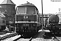 """LTS 0425 - DR """"132 209-8"""" 23.07.1991 - Eisenach, BetriebswerkFrank Weimer"""