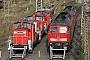 """LTS 0425 - Railion """"232 209-7"""" 31.10.2006 - Halle (Saale)Dirk Einsiedel"""