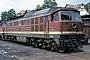 "LTS 0426 - DR ""232 212-1"" 03.07.1992 - Meiningen, BahnbetriebswerkHelmut Philipp"