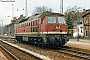 "LTS 0431 - DR ""132 217-1"" 16.11.1991 - Arnstadt, BahnhofFrank Weimer"