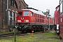 """LTS 0431 - TrainLog """"233 217-9"""" 14.12.2019 - Chemnitz-Hilbersdorf, Sächsisches EisenbahnmuseumFrank Weimer"""