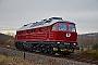 """LTS 0431 - TrainLog """"233 217-9"""" 20.12.2020 - Gera-RubitzChristian Schröter"""