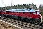 """LTS 0431 - TrainLog """"233 217-9"""" 02.01.2021 - Mannheim-Friedrichsfeld, HEMHarald Belz"""