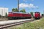 """LTS 0431 - TrainLog """"233 217-9"""" 25.07.2021 - Mannheim-RheinauErnst Lauer"""