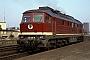 """LTS 0433 - DB AG """"232 219-6"""" 09.10.1994 - Brandenburg (Havel)Werner Brutzer"""