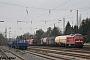 """LTS 0433 - DB Cargo """"233 219-5"""" 15.11.2017 - Leipzig-WiederitzschAlex Huber"""