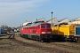 """LTS 0433 - DB Cargo """"233 219-5"""" 03.03.2021 - DB Fahrzeuginstandhaltung GmbH, Werk CottbusPeter Wegner"""