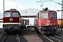 """LTS 0437 - DGT """"232 223-8"""" 18.09.2010 - Magdeburg-Rothensee, BahnbetriebswerkThomas Wohlfarth"""