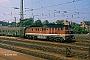 "LTS 0437 - DR ""132 223-9"" 19.08.1989 - Erfurt, HauptbahnhofGünter Matz"
