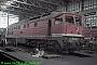 """LTS 0437 - DB AG """"232 223-8"""" 24.05.1997 - Magdeburg, Betriebswerk HauptbahnhofNorbert Schmitz"""
