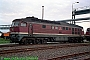 "LTS 0438 - DR ""232 221-2"" 08.08.1993 - Reichenbach (Vogtland), BetriebswerkNorbert Schmitz"