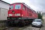"LTS 0438 - DB Cargo ""232 221-2"" 01.09.2003 - Rostock-Seehafen, BetriebswerkPeter Wegner"