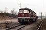 "LTS 0439 - DR ""132 227-0"" 15.03.1989 - AdamsdorfMichael Uhren"