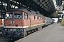 """LTS 0440 - DR """"132 228-8"""" __.__.1990 - Lübeck, HauptbahnhofTomke Scheel"""