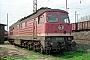 "LTS 0440 - DR ""232 228-7"" 26.04.1992 - Frankfurt (Oder), BetriebswerkNorbert Schmitz"