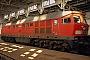 """LTS 0442 - Railion """"232 229-5"""" 11.03.2014 - Saalfeld (Saale), BetriebswerkAndreas Rothe"""