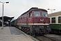"LTS 0444 - DR ""132 232-0"" 16.06.1990 - Saalfeld (Saale)Philip Wormald"