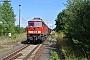 """LTS 0444 - DB Schenker """"233 232-8"""" 01.07.2014 - Straßgräbchen-BernsdorfLukas Weber"""