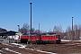 """LTS 0444 - DB Schenker """"233 232-8"""" 05.03.2013 - NossenBenjamin Mühle"""