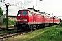 """LTS 0444 - DB Cargo """"233 232-8"""" 22.05.2003 - Bad KleinenMichael Uhren"""