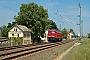"""LTS 0446 - Railion """"233 233-6"""" 03.06.2005 - CrimmitschauTorsten Barth"""