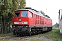 "LTS 0446 - DB Schenker ""233 233-6"" 28.09.2014 - Magdeburg-Rothensee, Betriebswerk