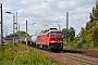 """LTS 0446 - DB Schenker """"233 233-6"""" 30.09.2015 - Leipzig-TheklaMarcus Schrödter"""