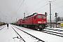 """LTS 0446 - DB Schenker """"233 233-6"""" 03.01.2016 - Nürnberg, RangierbahnhofIman  Khazaeli"""