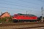 """LTS 0446 - DB Cargo """"233 233-6"""" 23.10.2019 - Flöha, BahnhofKlaus Hentschel"""