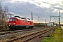 "LTS 0446 - DB Cargo ""233 233-6"" 17.12.2019 - Dessau-RoßlauFlorian Kasimir"