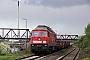 """LTS 0447 - DB Schenker """"232 230-3"""" 14.04.2014 - Duisburg-WanheimerortAlexander Leroy"""