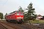 "LTS 0450 - Railion ""232 800-3"" 05.08.2008 - Seddin, BahnbetriebswerkIngo Wlodasch"