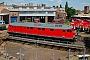 """LTS 0450 - Railion """"232 800-3"""" 12.07.2005 - Cottbus, Ausbesserungswerk V300-Spezialist"""