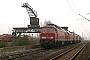 """LTS 0451 - Railion """"232 239-4"""" 29.02.2004 - Seddin, BahnbetriebswerkDaniel Berg"""
